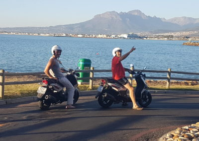1 Day Scooter Hire, Driver Only