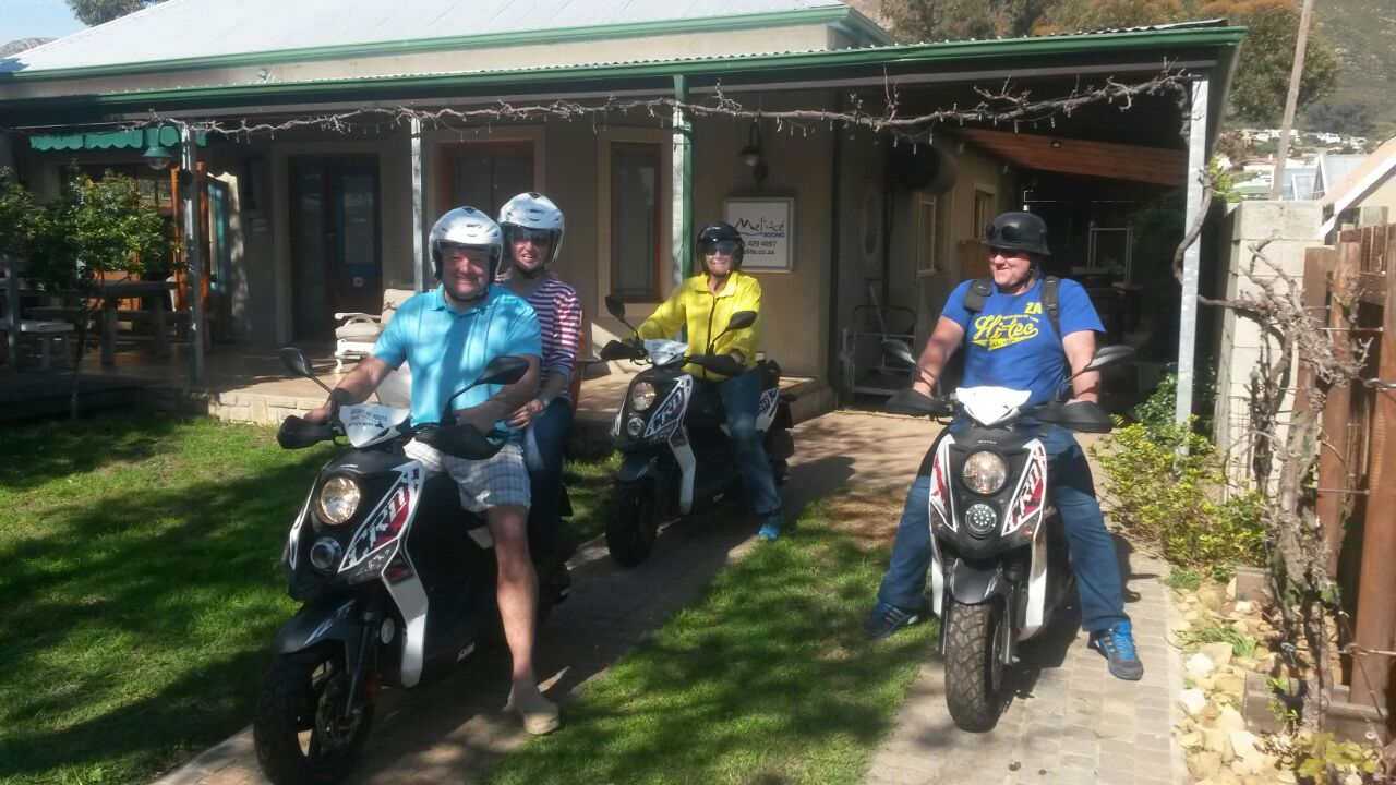 S-Cape Tourism Route- Off Road Guided Scooter Tour