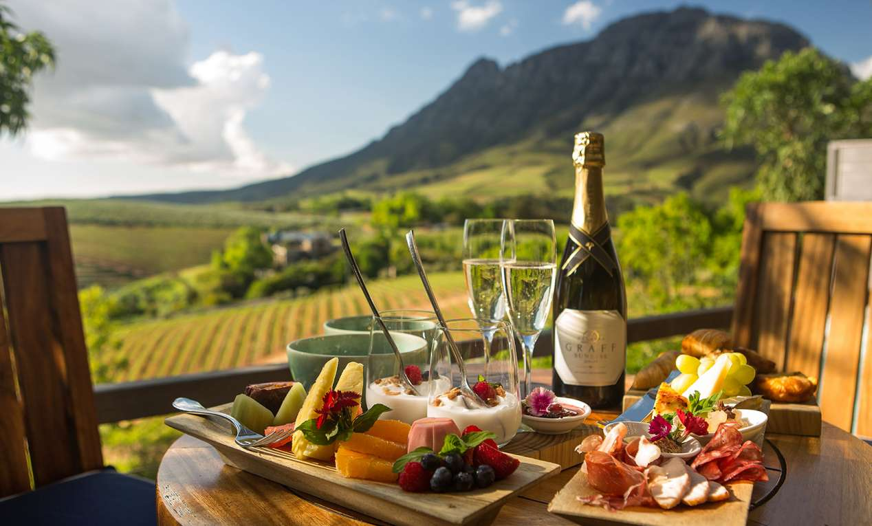 S-cape Tourism Route Culinary food experience Tour