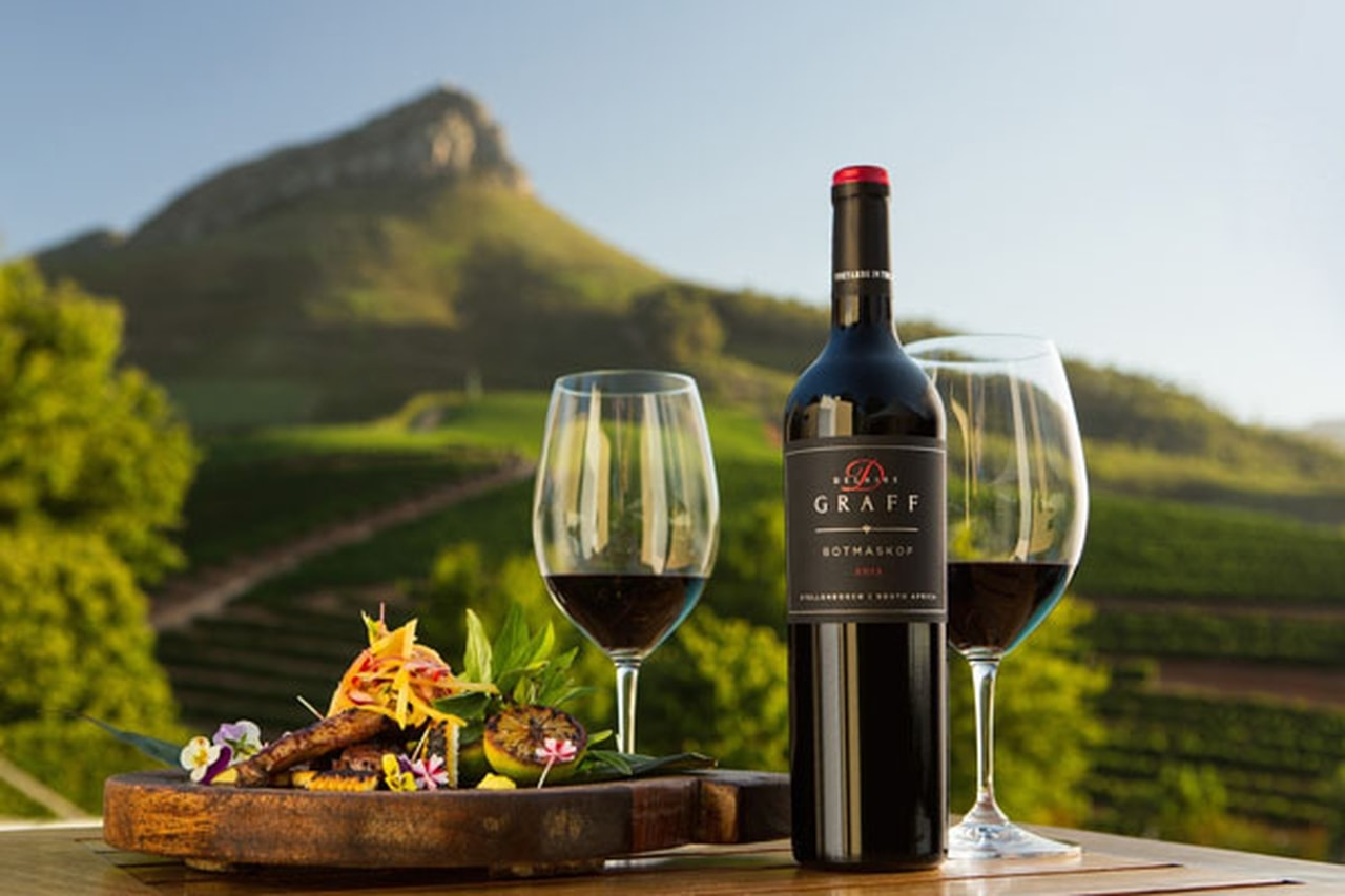 S-Cape Tourism Route Full Day Winelands Tour