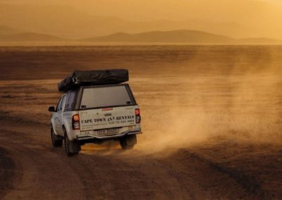 4×4- 1 Day Guided Self Drive Excursion Cape Town